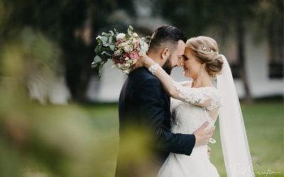 Dwór Pod Kasztanowcami | Zachwycający ślub | Justyna & Piotr