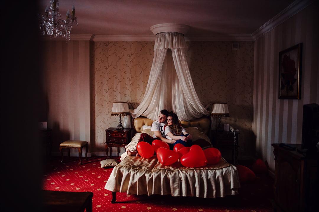 014 sesja narzeczenska palacyk otrebusy fotograf 1