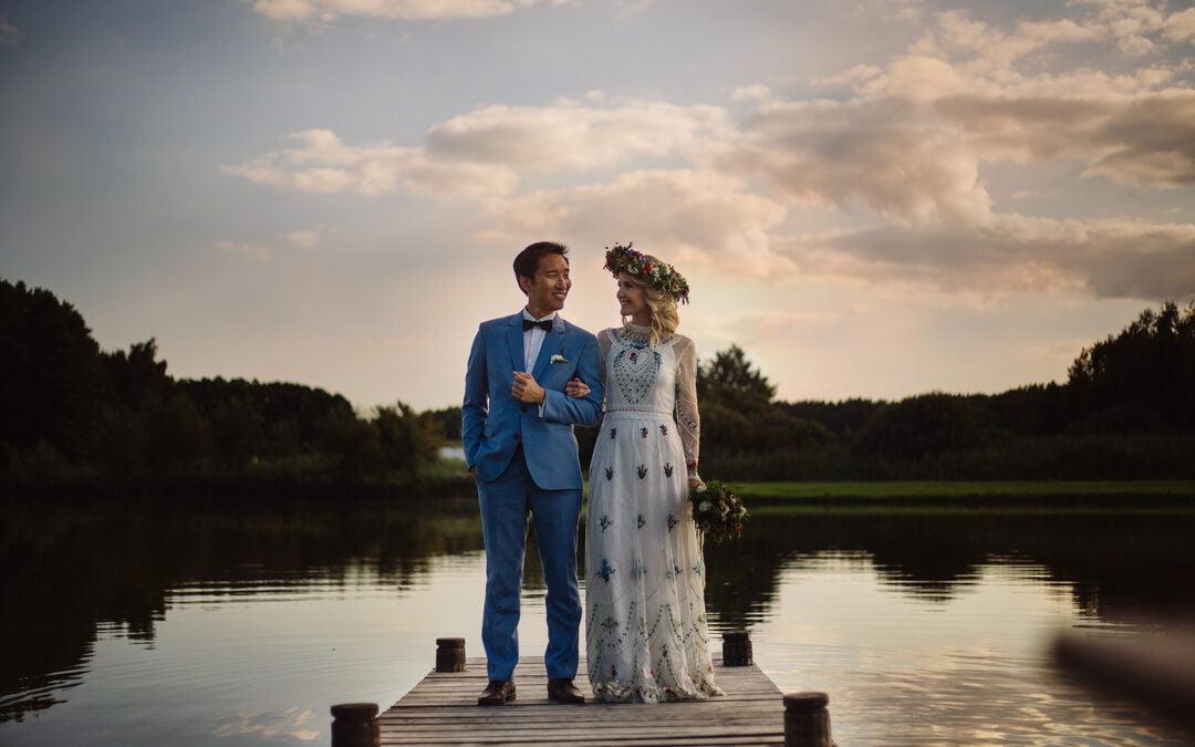 Wiola & Aidan – Plener Ślubny Zagroda Ojrzanów