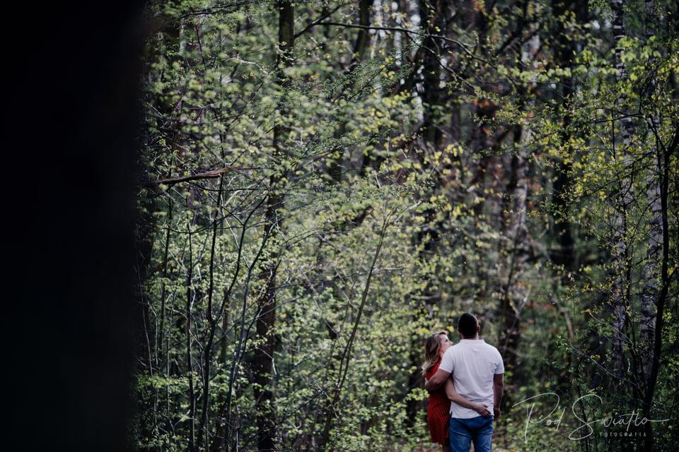 105 sesja narzeczenska kwiaty pruszkow nadarzyn fotograf
