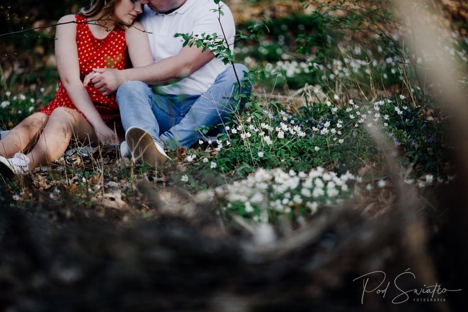 109 sesja narzeczenska kwiaty pruszkow nadarzyn fotograf