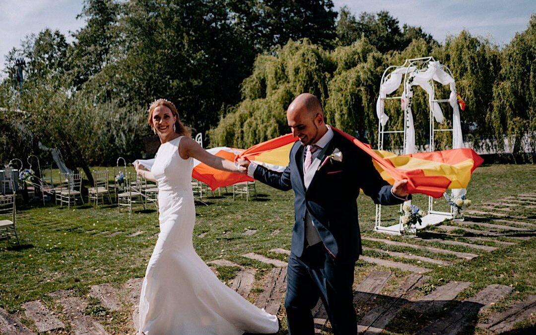 Slow Wedding | Wesele w hiszpańskim klimacie Wierzbowe Ranczo | Joanna i Dani