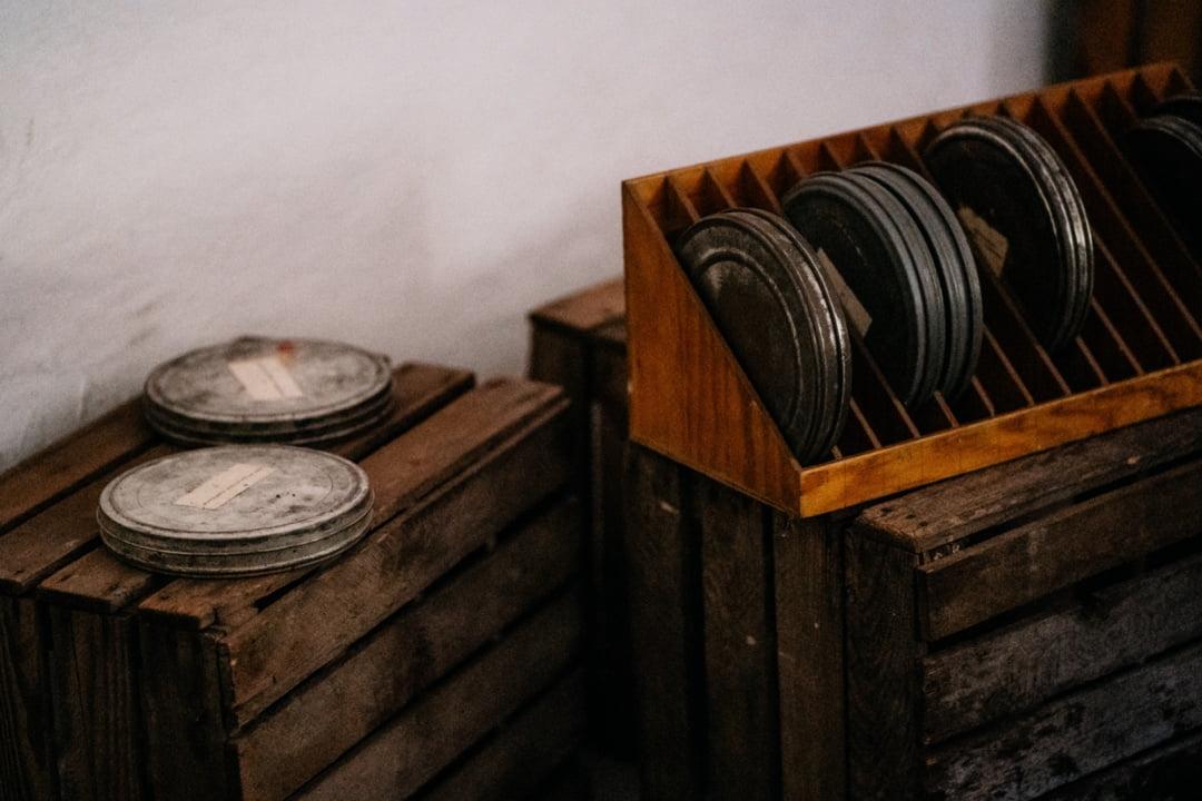 39 Stare kino