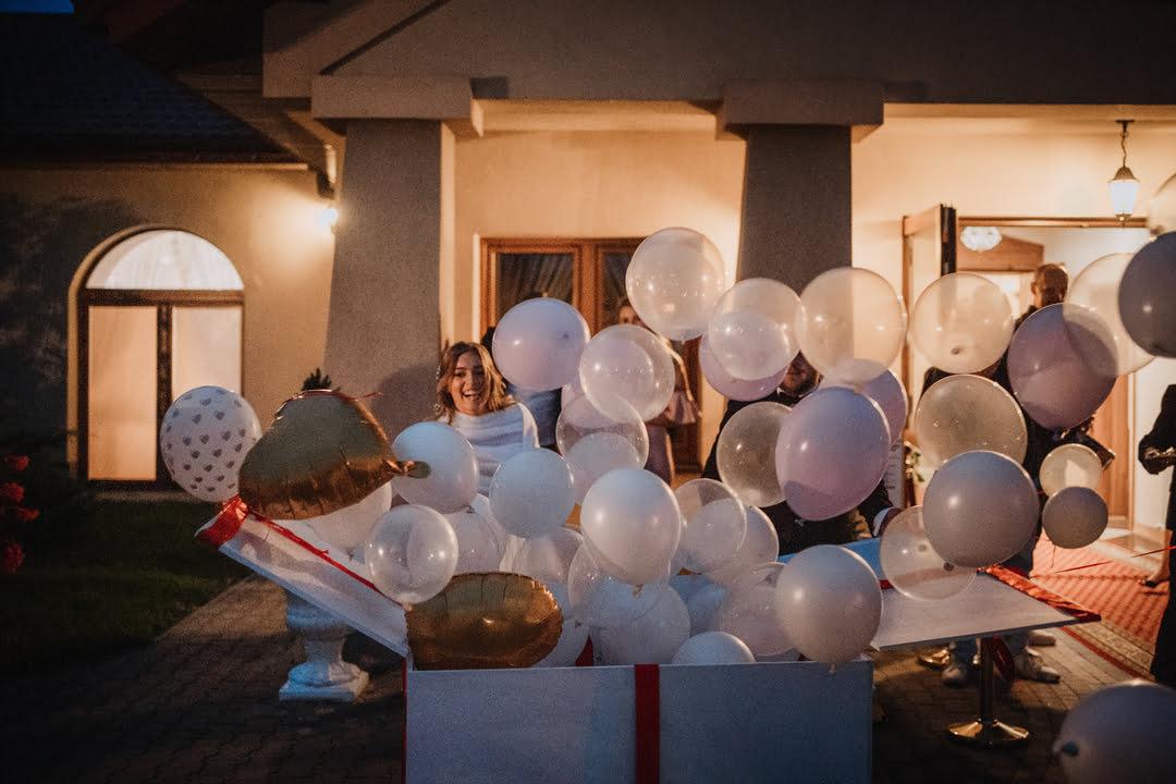 podziekowania dla rodzicow balony 2